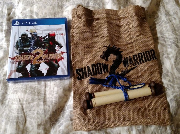 Shadow Warrior 2 Playstation 4 PS4 Special Reserve Games SRG NEW 1934/2500: $124.99 End Date: Saturday Oct-14-2017 20:23:52 PDT Buy It Now…