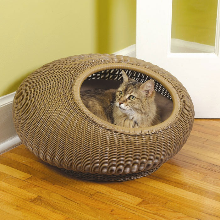 Cat Pod | Decorative Cat Bed