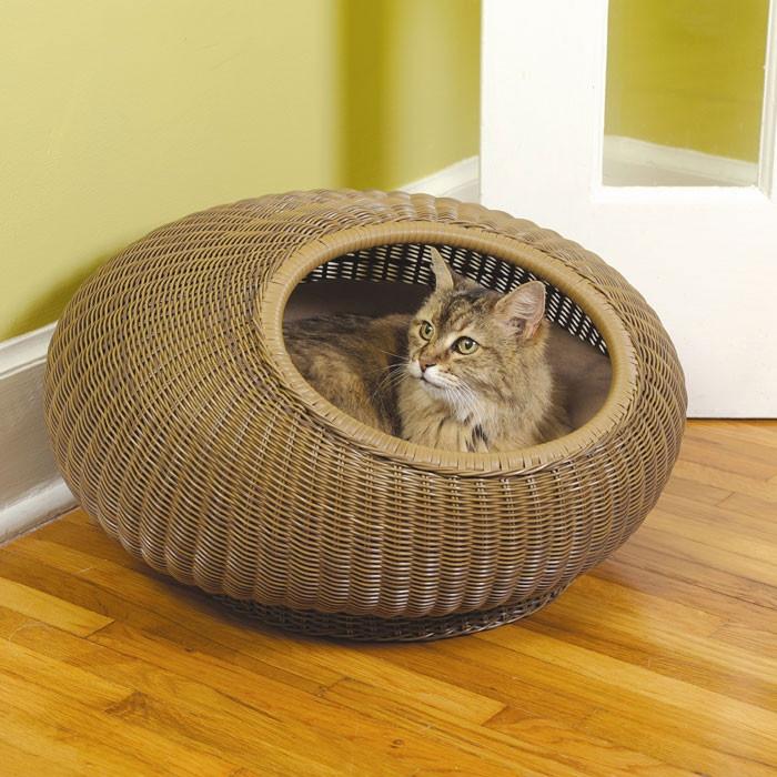 Cat Pod | Decorative Cat Bed