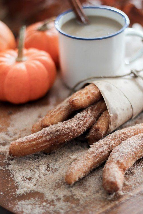 Homemade Churros Recipe - Magnolia Market