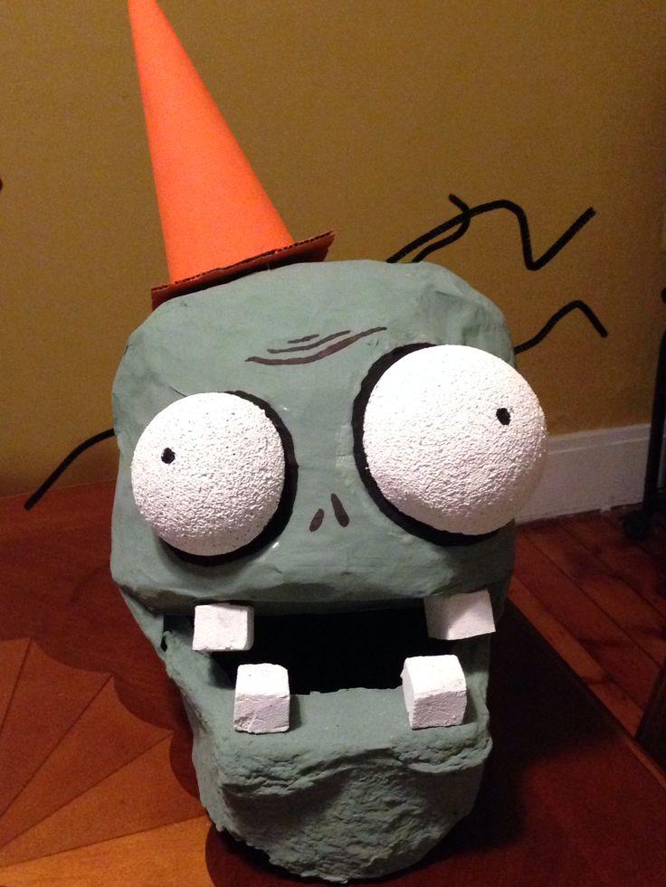 Crazy Halloween Masks