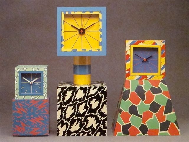 """George James Snowden  """"Excelsior"""", """"American"""" and """"Pierre"""" Clocks  Memphis  1981"""