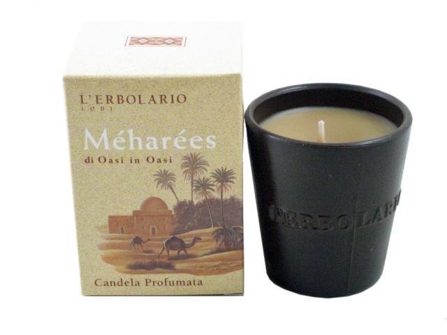 Méharées Scented Candle by L'Erbolario Lodi