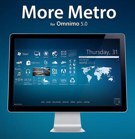 MoreMetro for Omnimo 5.0