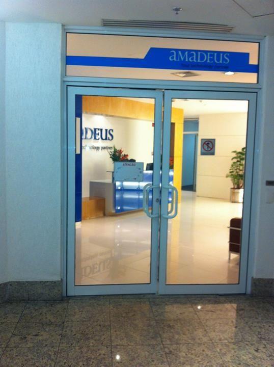 Amadeus Brazil.