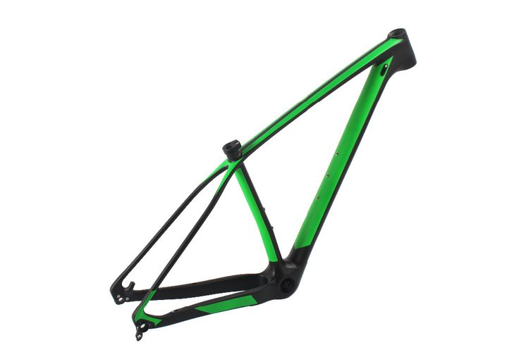 T800 Full Carbon MTB Frame 29er Chinese Carbon Mountain Bike Frames BSA MTB 29 Disc Bicycle Carbon Frame 3K UD Matte 142*12mm