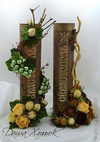 Свит-дизайн. Розы из гофрированной бумаги (22) (339x480, 140Kb)