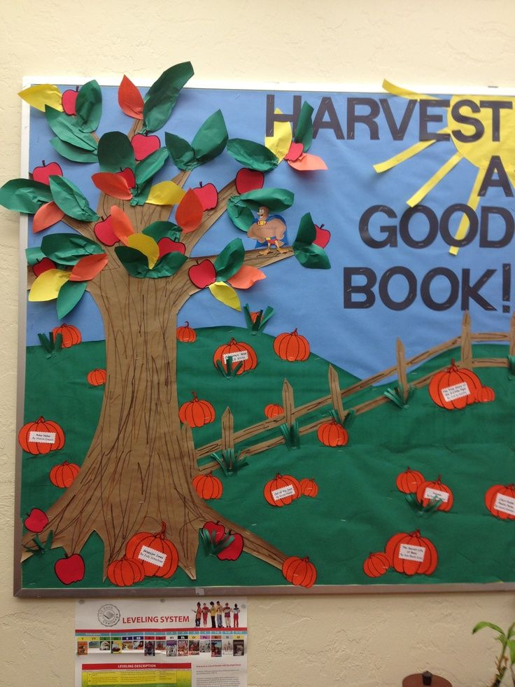 Fall Harvest Classroom Decorations ~ The best images about bulletin board ideas on