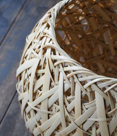 Analogue Life | Japanese Design & Artisan made Housewares » Blog Archive » Bamboo Baskets