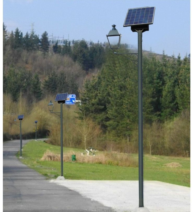 Street Light With Solar Panel: 17 Best Images About Solar Wind Street Lights On Pinterest