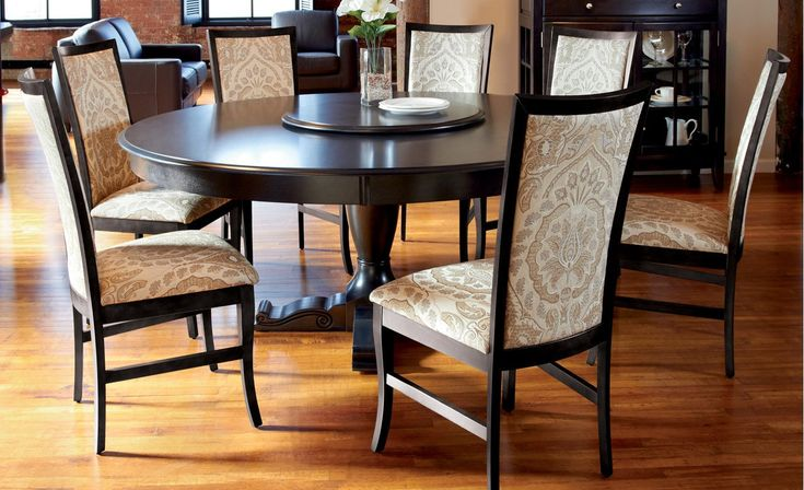 60 Inch Round Dining Table - Contemporary Home Office Furniture Check more at http://www.nikkitsfun.com/60-inch-round-dining-table/