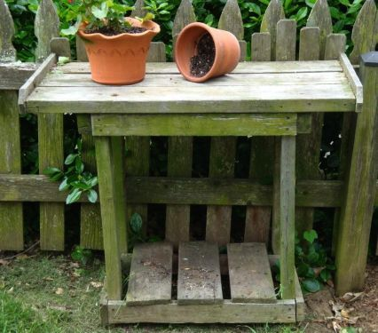 17 Best Ideas About Garden Work Benches On Pinterest