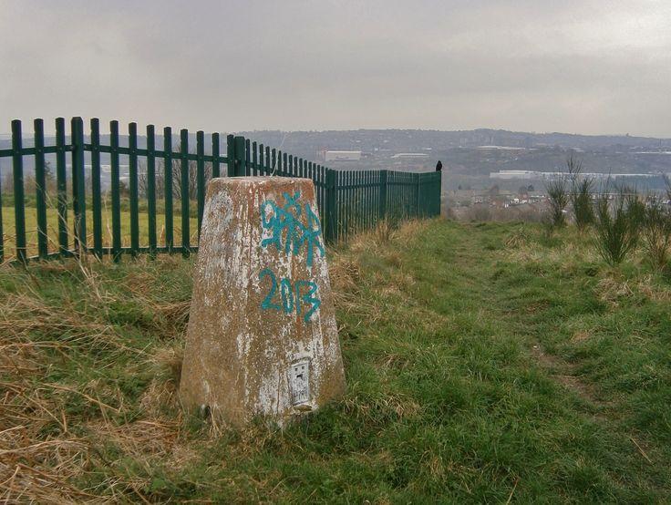 Monk Bretton, South Yorkshire. SE 35960 07760