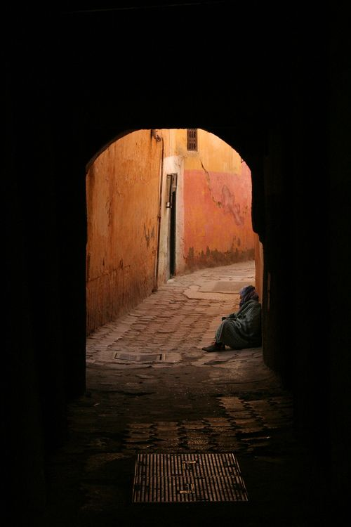 El Jadida medina   Morocco