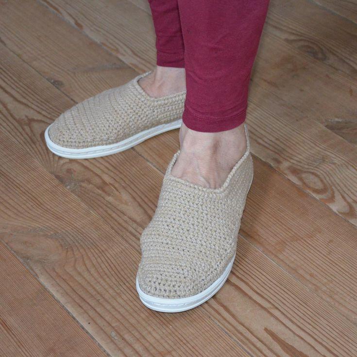 (47) Одноклассники  Летняя обувь Вязаная обувь Вязание крючком Обувь ручной работы Вязаные туфли Удобная обувь Summer footwear Knitted footwear Crochet shoes Handmade footwear Summer shoes Convenient footwear #toskaavoska обувь для проблемных ног