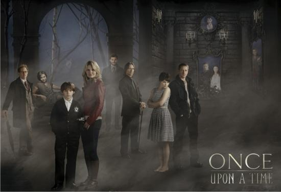 Once Upon a Time, addictive TV show!!