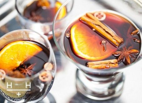 Making mulled wine is as easy as pie and, just like pie, it makes your home smell delicious!