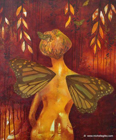 Butterfly Guardian         Michelle Gilks