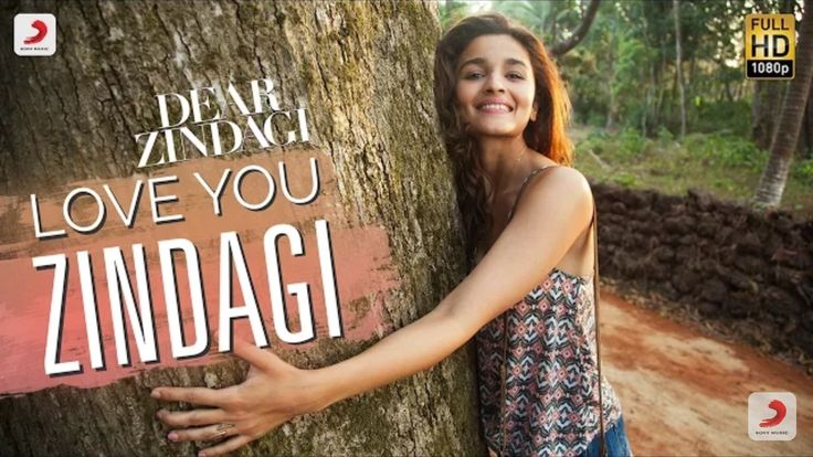 Love You Zindagi song HD video from Dear Zindagi movie of SRK and Alia