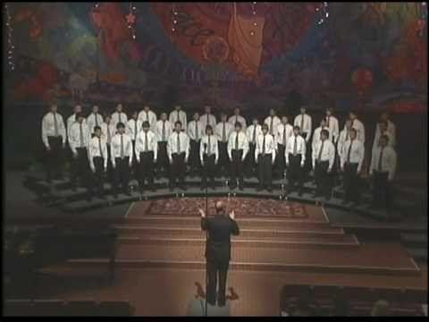 Minnesota Boy Choir 2008(1) A la nanita nana