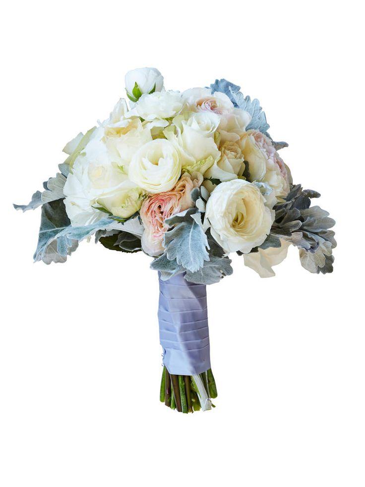 A Ranunculus Bridal Bouquet for Every Budget | TheKnot.com