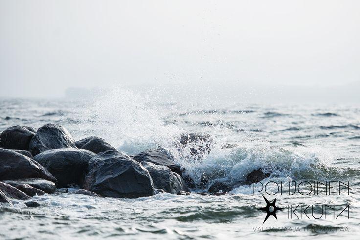 Jurmo #seascape #fog #archipelago #finland