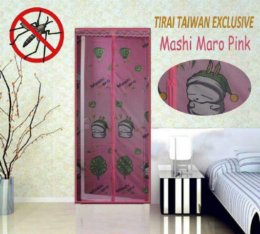 Mashi Maro Pink