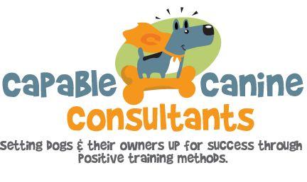 Capable Canine Consultants Dog Training Logo