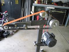 plans for building your own belt sander – Pirate4x4.Com : 4×4 and Off-Road Forum