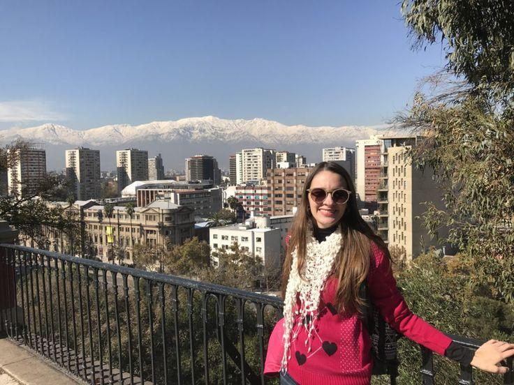 Cerro Santa Lúcia, Santiago – Conhecendo a Capital Chilena