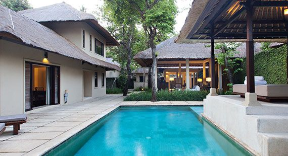 The Gangsa Two Bedroom - Sanur
