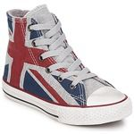 Sneakers alte Converse ALL STAR UK FLAG CANVALL STAR HI