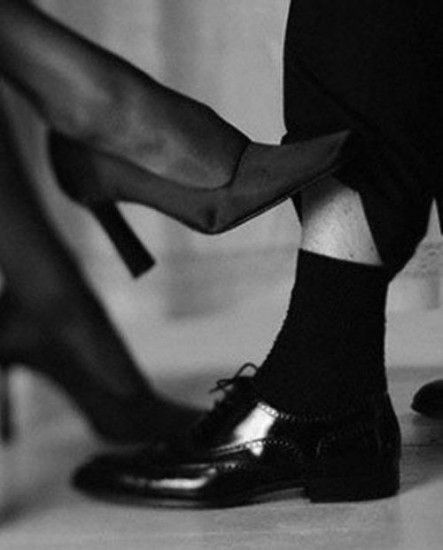 (Post #35) A game of footsie nowadays seems relatively innocent...