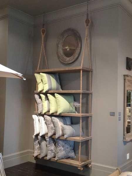 jute rope for wall shelves