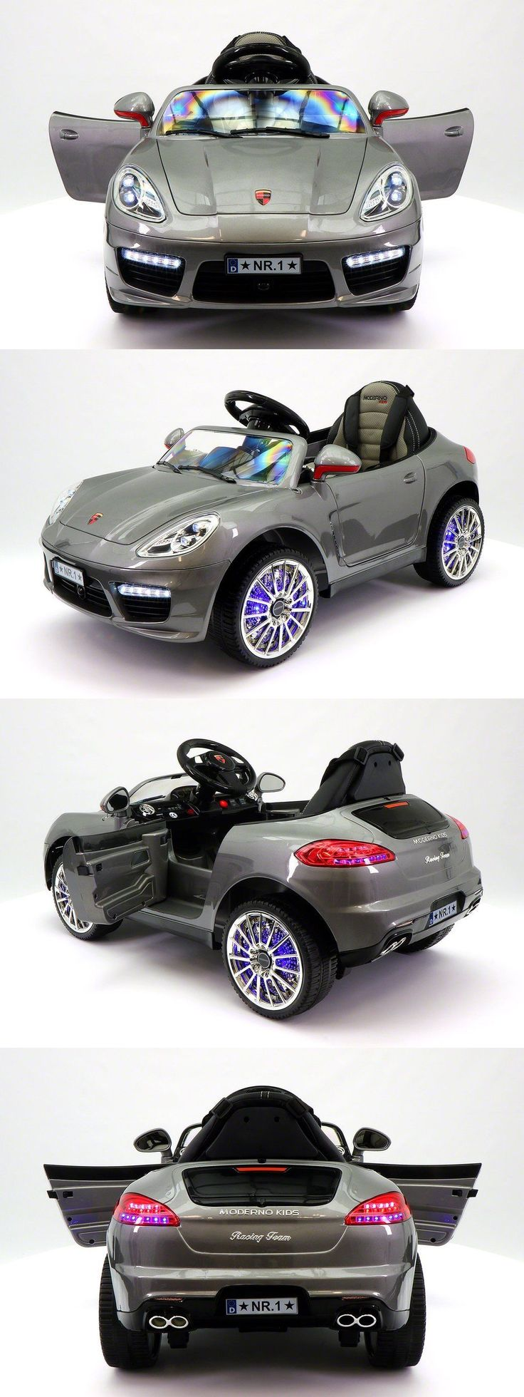 Ride On Toys and Accessories 145944: Electric Kids Ride On Toy Car 12V Power Wheels Mp3 + Rc Parental Remote Control -> BUY IT NOW ONLY: $299.99 on eBay!