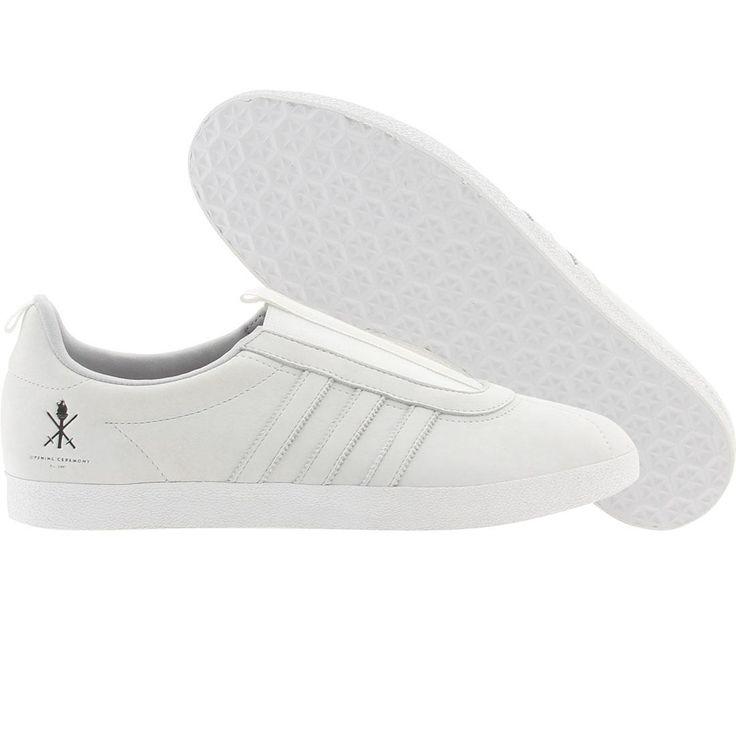 Adidas Blue x Opening Ceremony Men Taekwondo Gazelle (white / runninwhite /  silver) Shoes