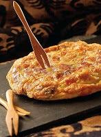 Tortilla de Platano - Venezuelan Traditionala Food
