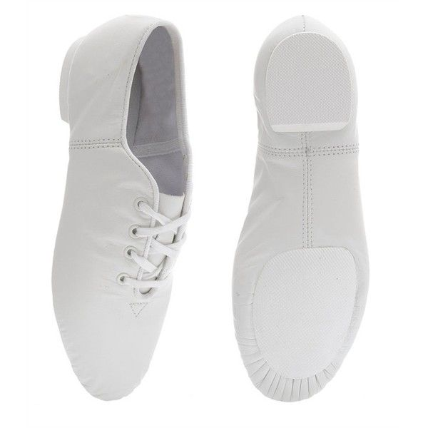CG02 White Jazz Shoe by Capezio, excellent value, same day despatch -... ($33) ❤ liked on Polyvore featuring shoes, jazz shoes, capezio footwear, white shoes, capezio shoes and white jazz shoes