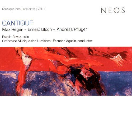 Cantique: Max Reger, Ernest Bloch, Andreas Pflüger [CD]