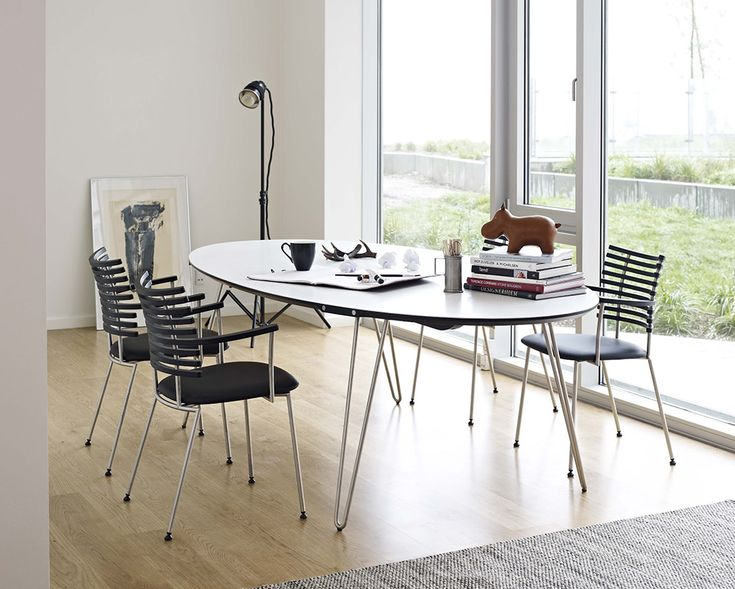 NAVER COLLECTION | GM6600 Table | Design: Nissen & Gehl mdd.