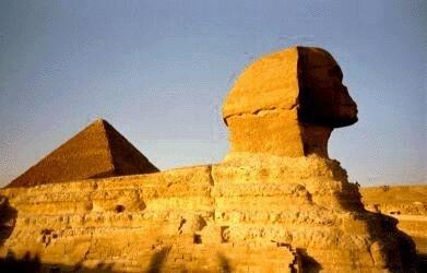The Sphinx, Kairo, Egypt (photo AN)