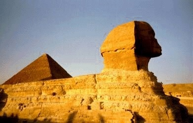 The Sphinx, Kairo, Egypt (photo AN)