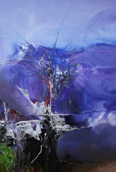 "Saatchi Art Artist Hermes Delicio; Painting, ""Tree of Life - Árvore da Vida"" #art"