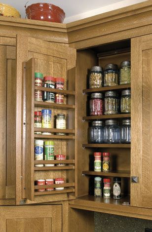10 Practical Spice Storage Ideas for Small Kitchens   Small Room Ideas