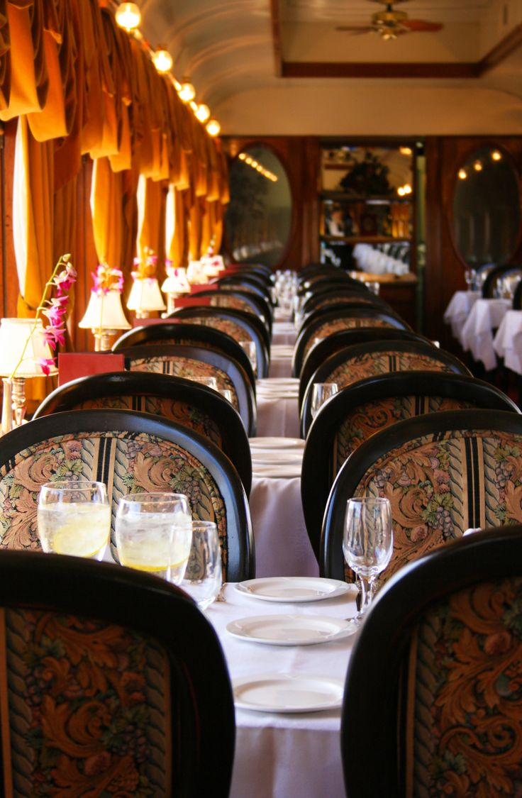 Let us take you away | The Napa Valley Wine Train