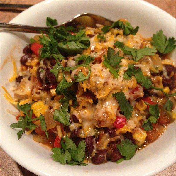 "Summer Vegetarian Chili I ""I've made this multiple times and each ti..."