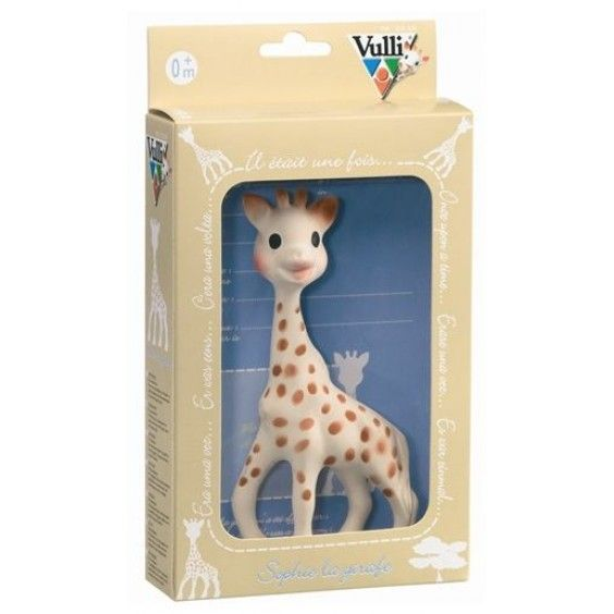 Sophie the Giraffe Teething Toy. For a  special baby arriving 2015. #entropywishlist #pintowin