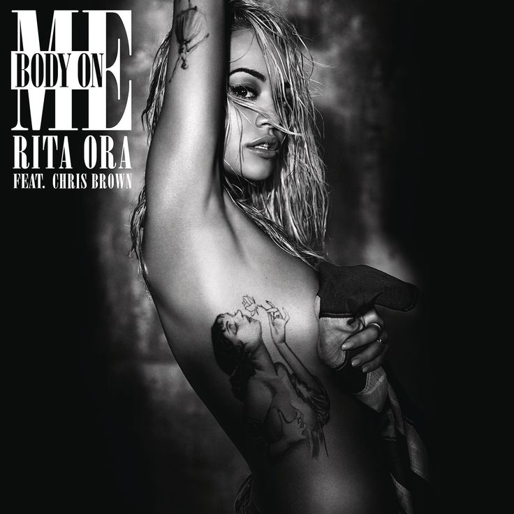Body on Me (feat. Chris Brown)
