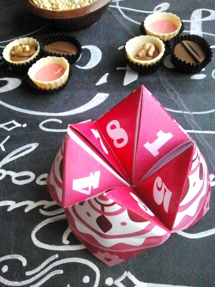 Juego de Amor.  www.box.echef.cl