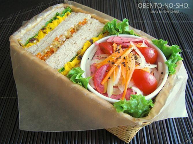 見てるだけで美味しい♥おしゃれなサンドイッチ詰め方・包み方 | WEBOO[ウィーブー] おしゃれな大人のライフスタイルマガジン